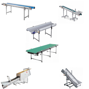 Linear conveyor belts