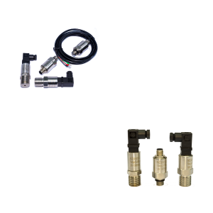 Hydraulické a pneumatické snímače