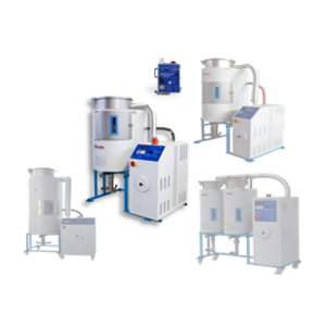 Material dryers