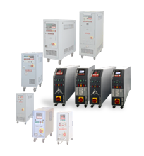 Oil-operated temperature control units